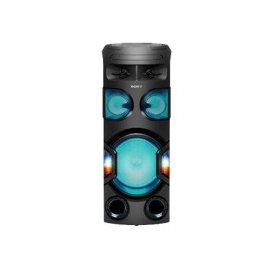 Sony MHC-V72D - AV system - AV-system - Sort