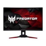 "Acer 31"" Skærm Predator Z321QU - Sort - 4 ms NVIDIA G-SYNC"