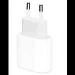 Apple MHJE3ZM/A USB-C Strømforsyning - 20W - Hvid