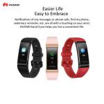 Huawei Band 4 Pro - Cinnabar Red