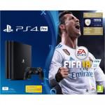 PS 4 SLIM 1TB INKL. FIFA 18